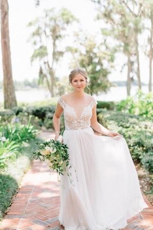 Cypress Grove Estate House Mustard Summer Fall Wedding Inspiration Casie Marie Photography 4