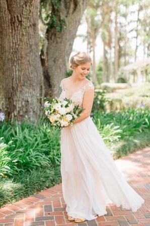 Cypress Grove Estate House Mustard Summer Fall Wedding Inspiration Casie Marie Photography 7