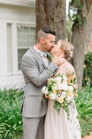 Cypress Grove Estate House Mustard Summer Fall Wedding Inspiration Casie Marie Photography 8