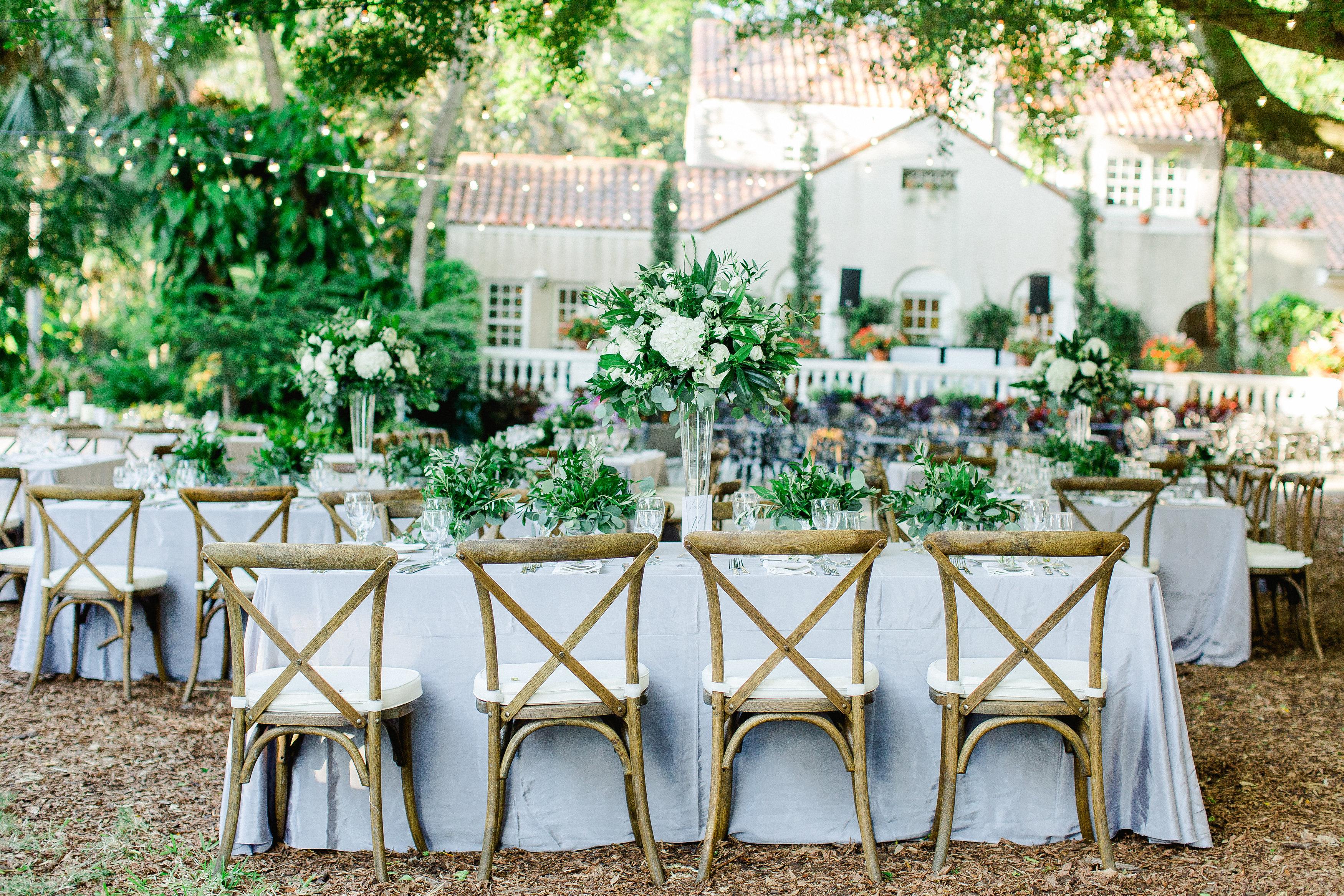 Elegant Outdoor Sarasota Wedding