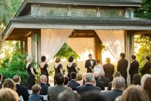 Elegant Sarasota Wedding Marie Selby Gardens 12