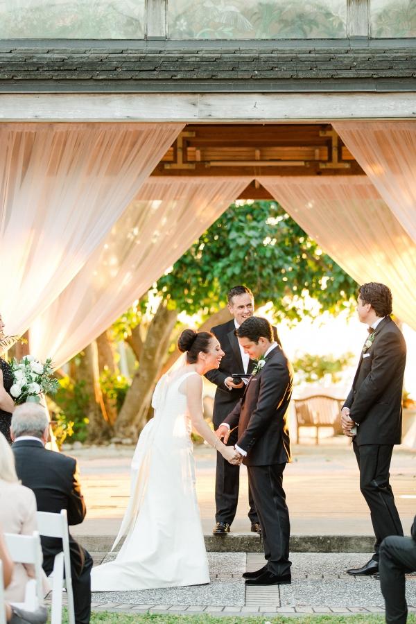 Elegant Sarasota Wedding Marie Selby Gardens 14