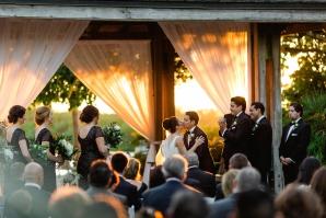 Elegant Sarasota Wedding Marie Selby Gardens 15