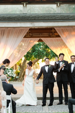 Elegant Sarasota Wedding Marie Selby Gardens 16