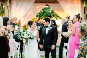 Elegant Sarasota Wedding Marie Selby Gardens 17