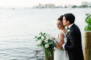 Elegant Sarasota Wedding Marie Selby Gardens 18