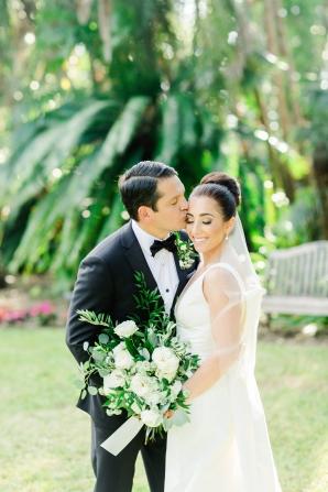 Elegant Sarasota Wedding Marie Selby Gardens 4