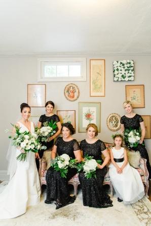 Elegant Sarasota Wedding Marie Selby Gardens 5