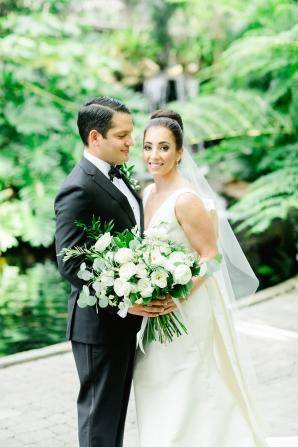 Elegant Sarasota Wedding Marie Selby Gardens 6