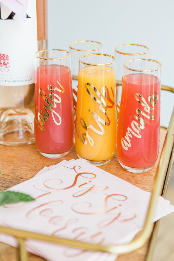 Fun Bridesmaids Shower Inspiration Davids Bridal 11