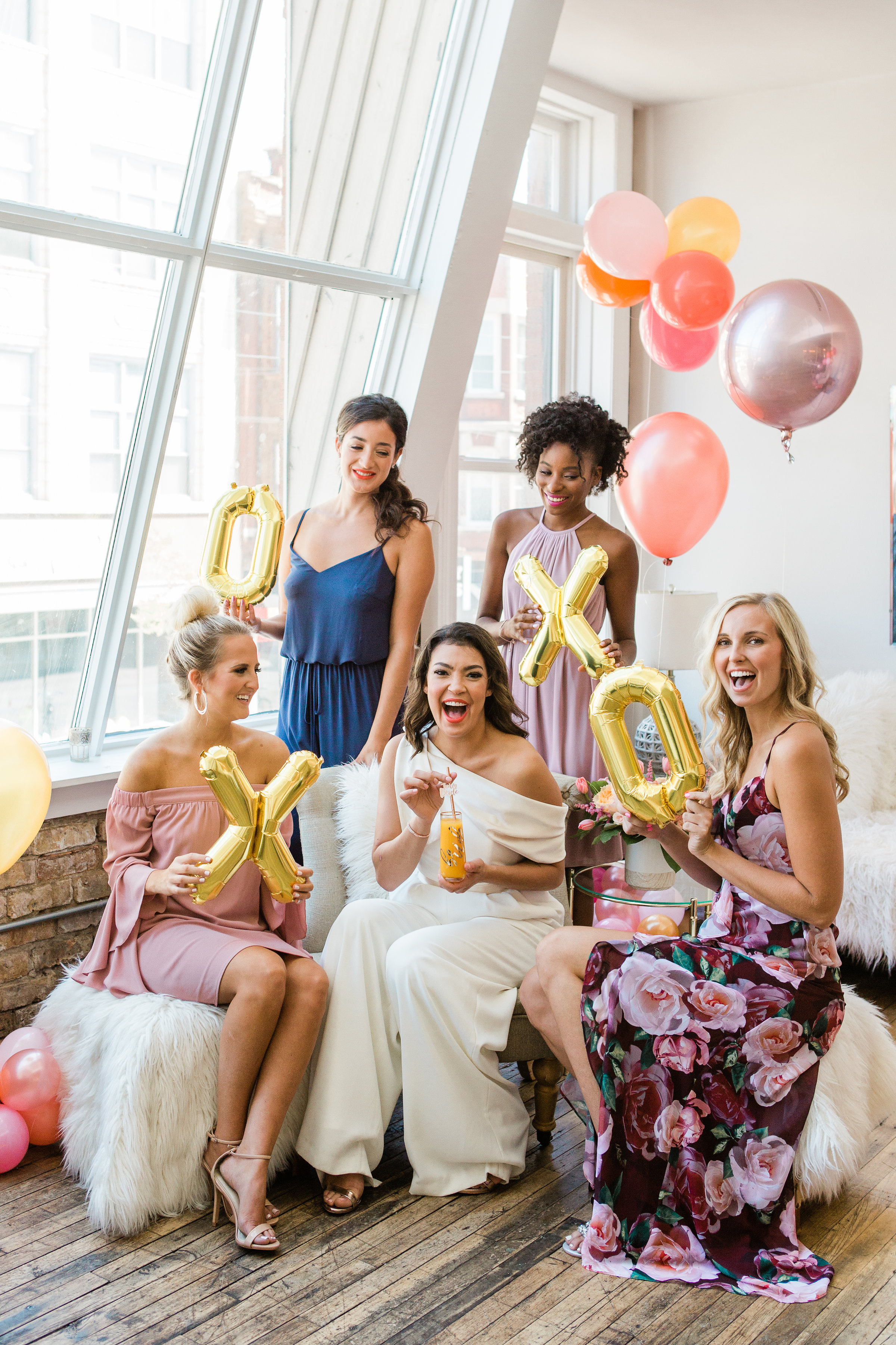 Fun Bridesmaids Shower Inspiration Davids Bridal 7