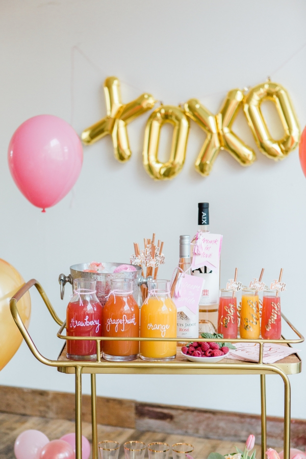 Fun Bridesmaids Shower Inspiration Davids Bridal 9