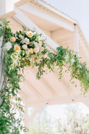 Greenery Arbor Decor for Wedding