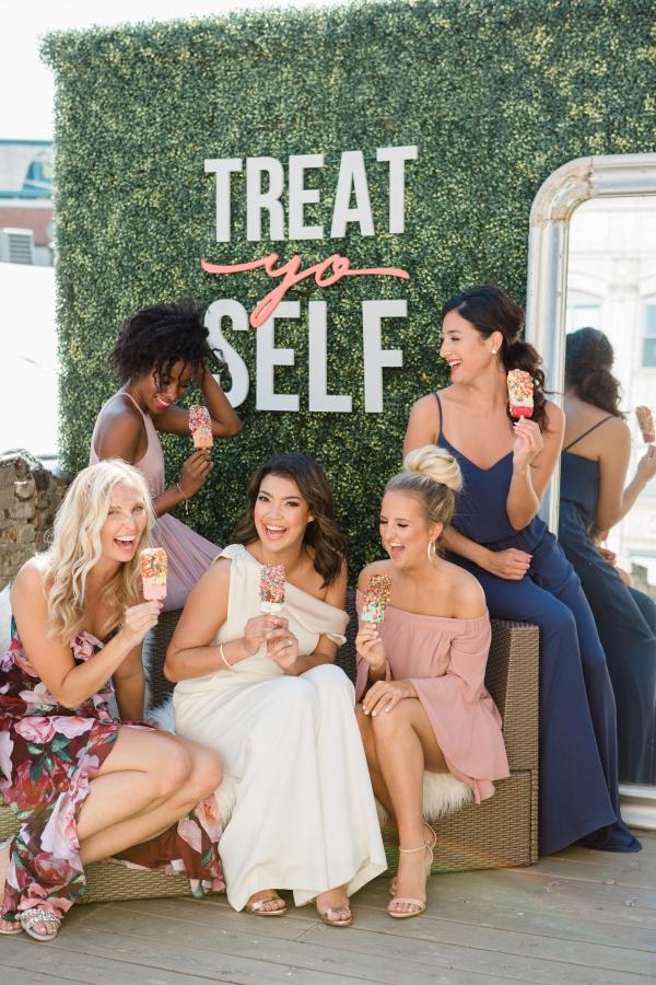 Ice Cream Treats Bridal Inspiration 5