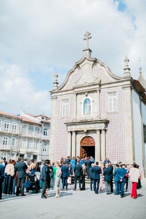 Portugal Church Wedding
