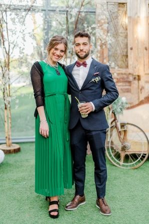 Stylish Wedding Guests 2