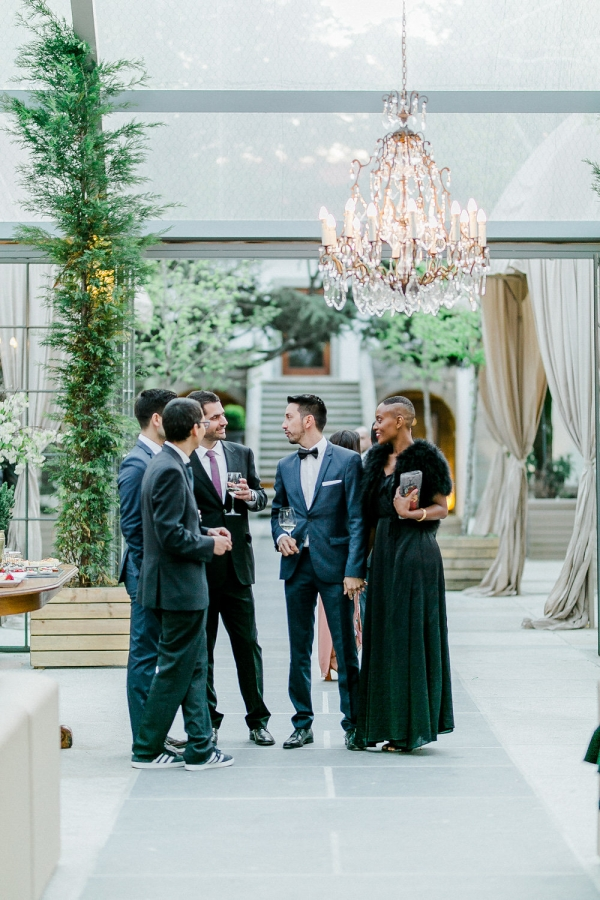 Stylish Wedding Guests 5