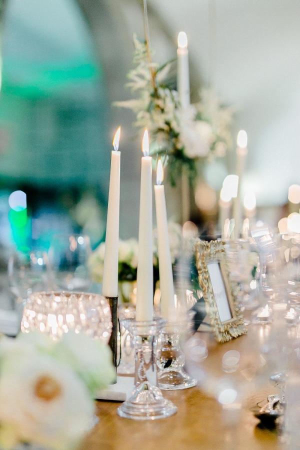 Wedding with Candlelight