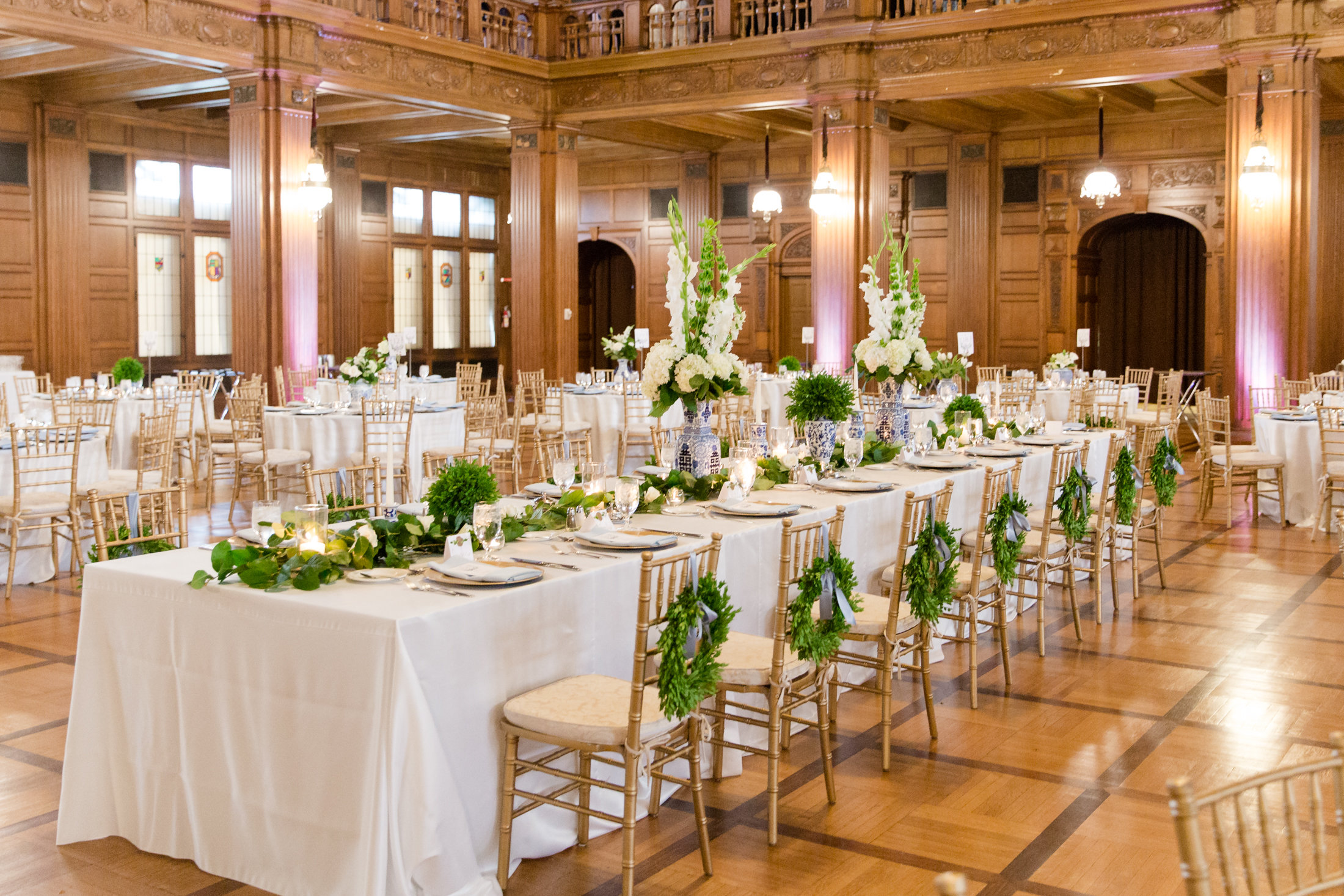 Greenery Wedding Flowers