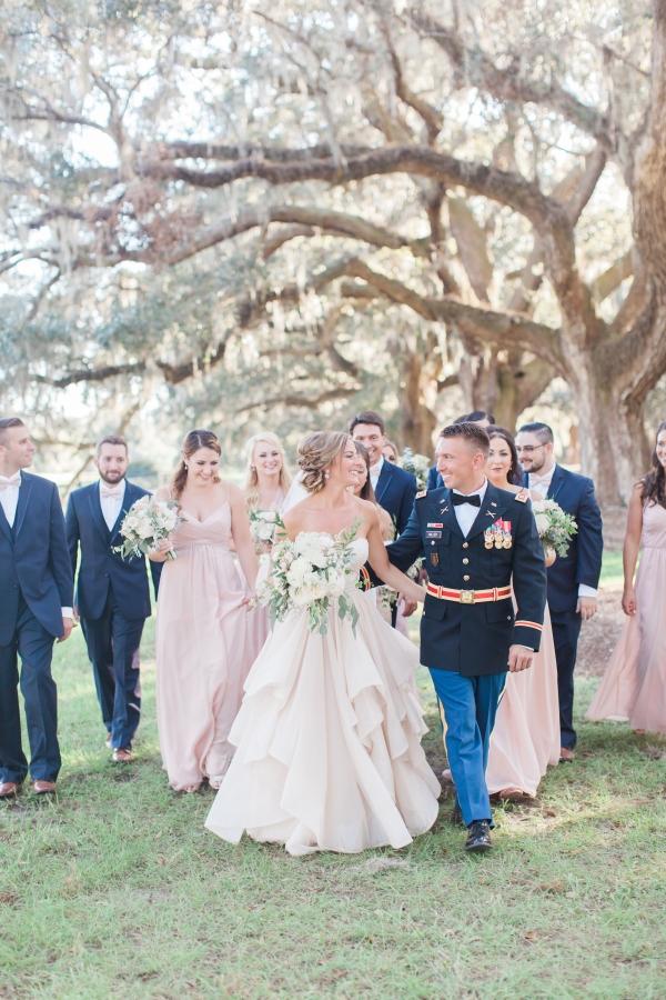 Boone Hall Plantation Wedding Ava Moore 9
