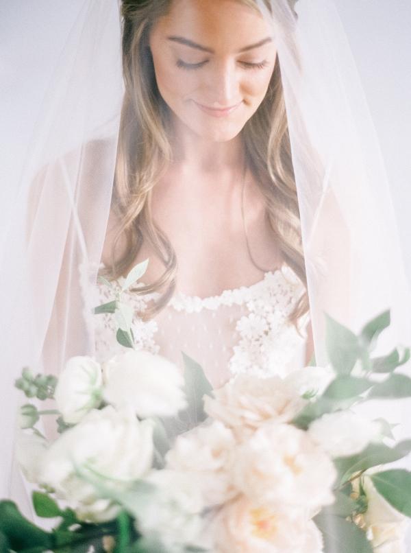 Bridal Portrait Nikki Santerre
