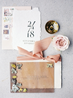 Bright and Warm Colored Wedding Inspiration in Sweden 2 Brides Photography06