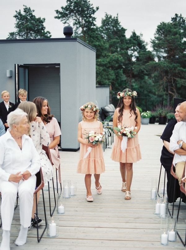 Bright and Warm Colored Wedding Inspiration in Sweden 2 Brides Photography10