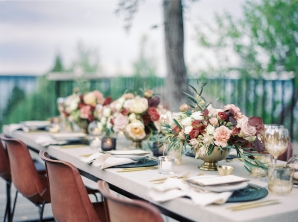 Bright and Warm Colored Wedding Inspiration in Sweden 2 Brides Photography19