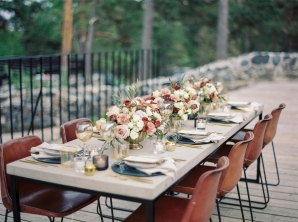 Bright and Warm Colored Wedding Inspiration in Sweden 2 Brides Photography21