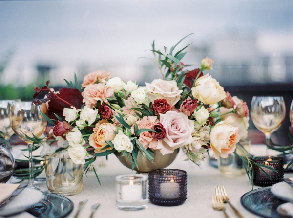 Bright and Warm Colored Wedding Inspiration in Sweden 2 Brides Photography22