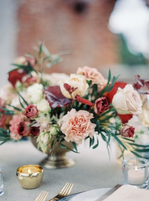 Bright and Warm Colored Wedding Inspiration in Sweden 2 Brides Photography23