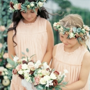 Bright and Warm Colored Wedding Inspiration in Sweden 2 Brides Photography29
