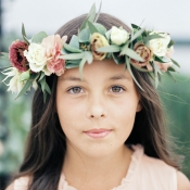 Bright and Warm Colored Wedding Inspiration in Sweden 2 Brides Photography30
