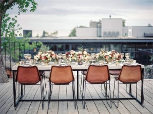 Bright and Warm Colored Wedding Inspiration in Sweden 2 Brides Photography39