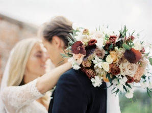 Bright and Warm Colored Wedding Inspiration in Sweden 2 Brides Photography47