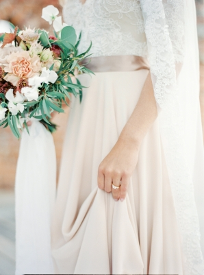 Bright and Warm Colored Wedding Inspiration in Sweden 2 Brides Photography50