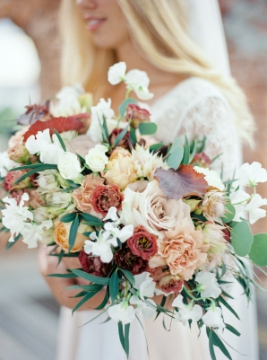 Bright and Warm Colored Wedding Inspiration in Sweden 2 Brides Photography51
