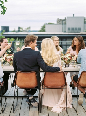 Bright and Warm Colored Wedding Inspiration in Sweden 2 Brides Photography52