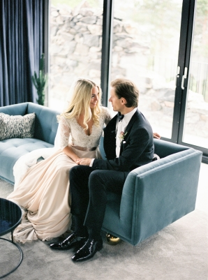 Bright and Warm Colored Wedding Inspiration in Sweden 2 Brides Photography55