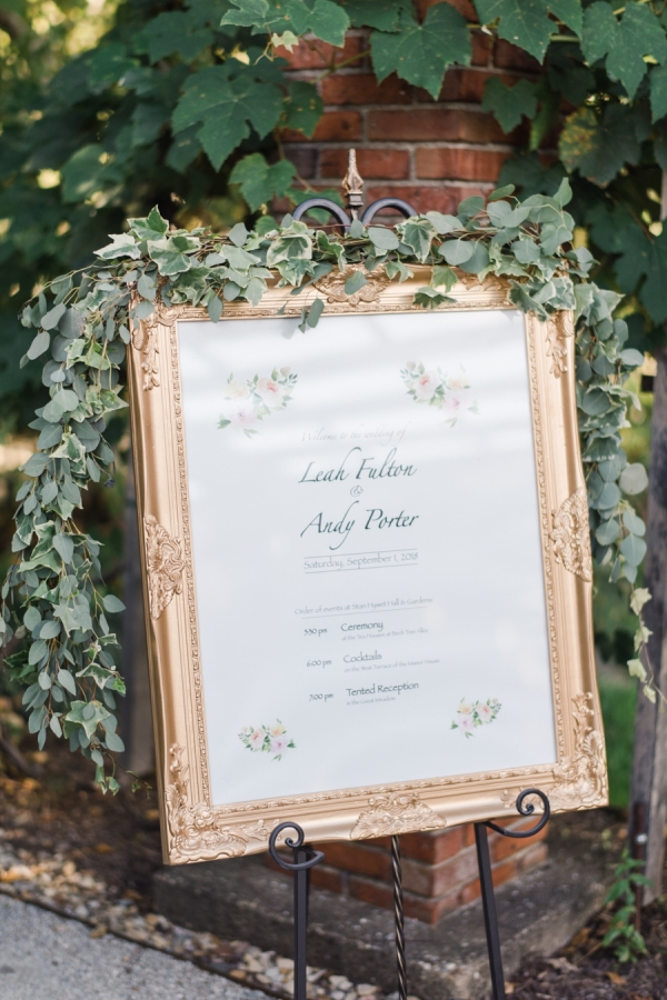 Charming Ohio Wedding at Historic Estate Renee Lemaire02