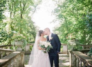 Charming Ohio Wedding at Historic Estate Renee Lemaire09