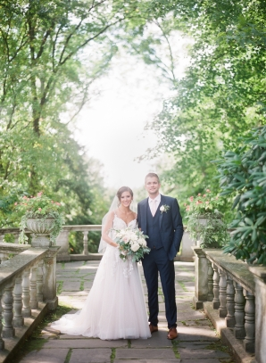 Charming Ohio Wedding at Historic Estate Renee Lemaire14