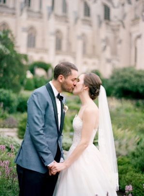 Classic Blush and Gold National Cathedral Wedding Audra Wrisley06