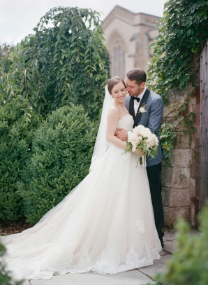 Classic Blush and Gold National Cathedral Wedding Audra Wrisley09