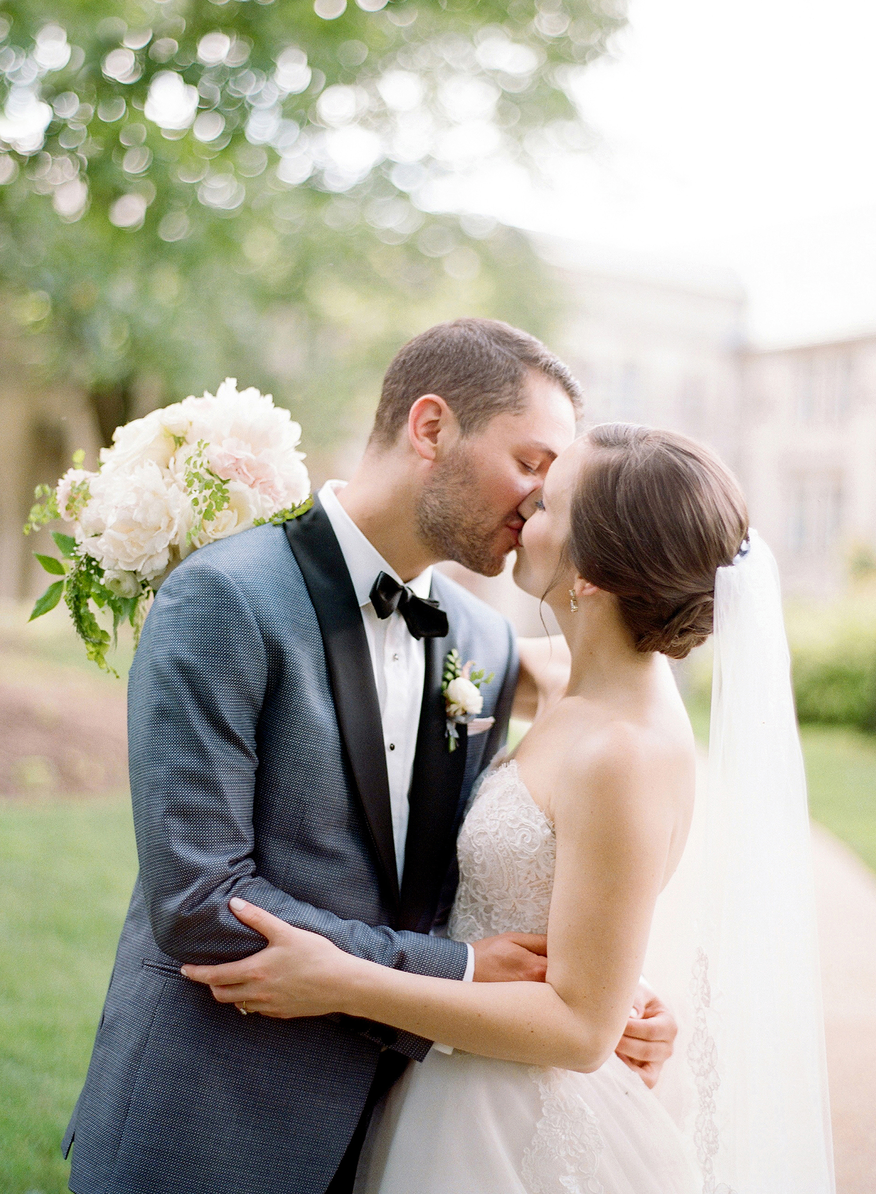 Classic Blush and Gold National Cathedral Wedding Audra Wrisley10