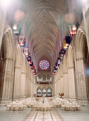 Classic Blush and Gold National Cathedral Wedding Audra Wrisley15
