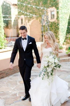 Classic White and Green Destination Wedding for Denver Couple Kristen Weaver20