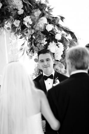 Classic White and Green Destination Wedding for Denver Couple Kristen Weaver39