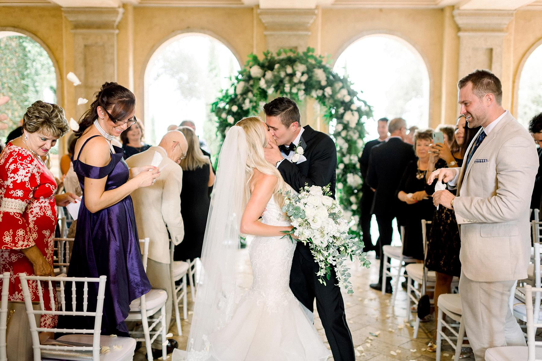 Classic White and Green Destination Wedding for Denver Couple Kristen Weaver43