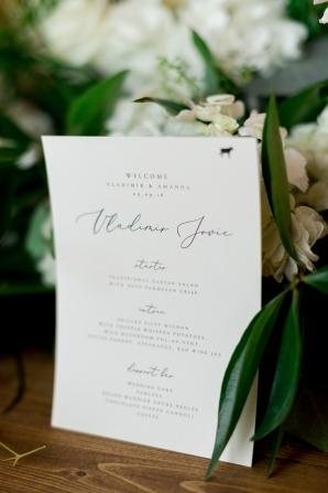 Classic White and Green Destination Wedding for Denver Couple Kristen Weaver63